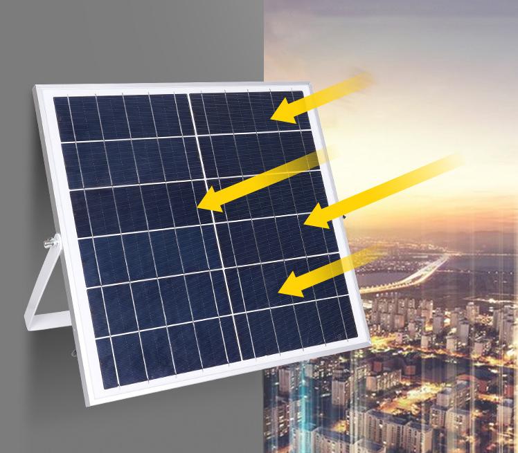 Đèn năng lượng mặt trời JD Solar Light