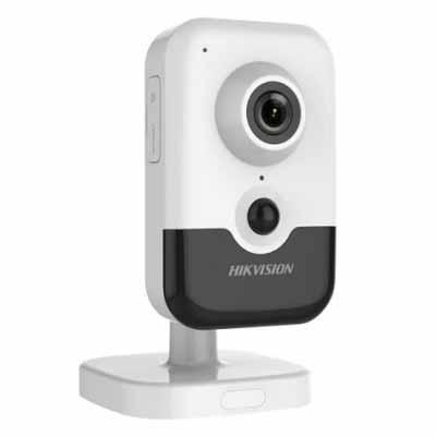 Camera IP Cube hồng ngoại 5MP chuẩn nén H.265+ Wifi DS-2CD2455FWD-IW