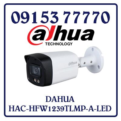 HAC-HFW1239TLMP-A-LED Camera DAHUA HDCVI 2.0MP Giá Rẻ Nhất