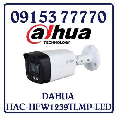 HAC-HFW1239TLMP-LED Camera DAHUA HDCVI 2.0MP Giá Rẻ Nhất