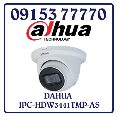 IPC-HDW3441TMP-AS Camera DAHUA IP 4.0MP Giá Rẻ Nhất