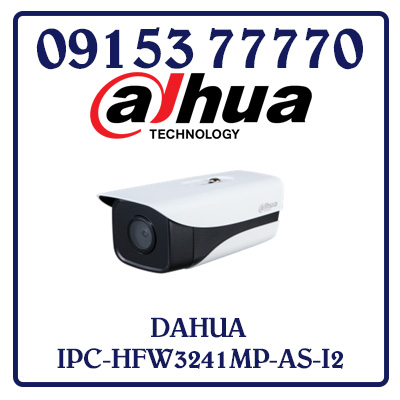 IPC-HFW3241MP-AS-I2 Camera DAHUA IP 2.0MP Giá Rẻ Nhất