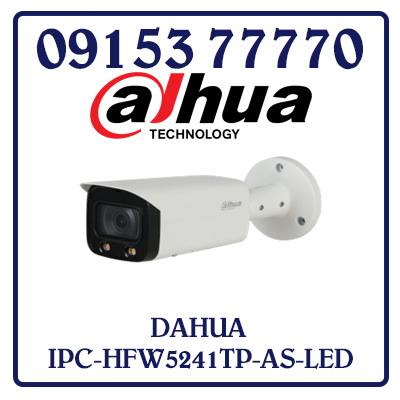 IPC-HFW5241TP-AS-LED Camera DAHUA IP 2.0MP Giá Rẻ Nhất