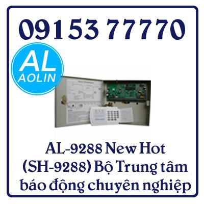 AL-9288 New Hot (SH-9288) Bộ Trung tâm báo động chuyên nghiệp 8 vùng có dây