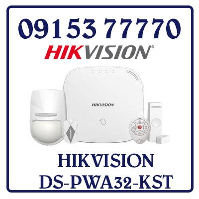BỘ KIT BÁO ĐỘNG KHÔNG DÂY HIKVISION DS-PWA32-KST (433 MHz)