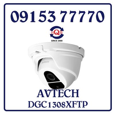 CAMERA AVTECH HD CCTV TVI DGC1308XFTP Giá Rẻ Nhất