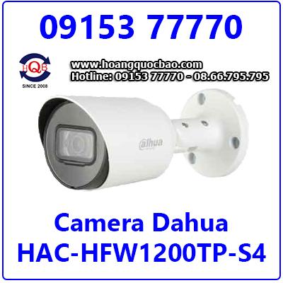 Camera Dahua HAC-HFW1200TP-S4