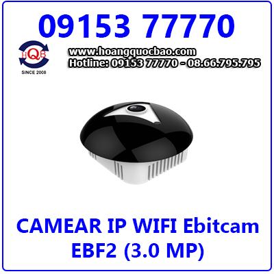 Camera Ebitcam EBF2 (3.0 MP) Giá Rẻ Nhất