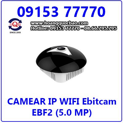 Camera Ebitcam EBF2 (5.0 MP) Giá Rẻ Nhất