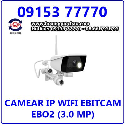 Camera Ebitcam EBO2 (3.0 MP) Giá Rẻ Nhất