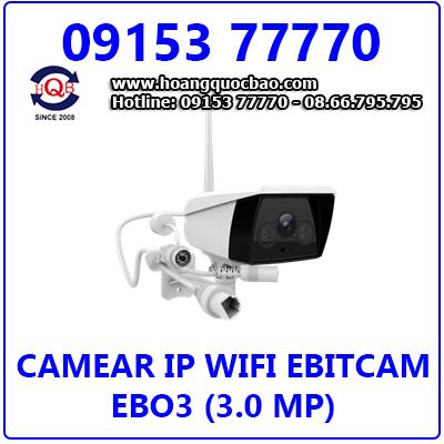 Camera Ebitcam EBO3 (3.0 MP) Giá Rẻ Nhất