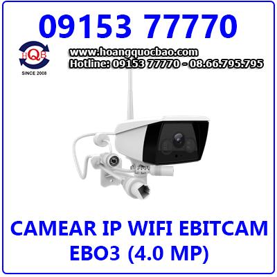 Camera Ebitcam EBO3 (4.0 MP) Giá Rẻ Nhất