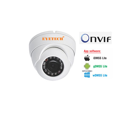 CAMERA EYETECH ET-1715IP