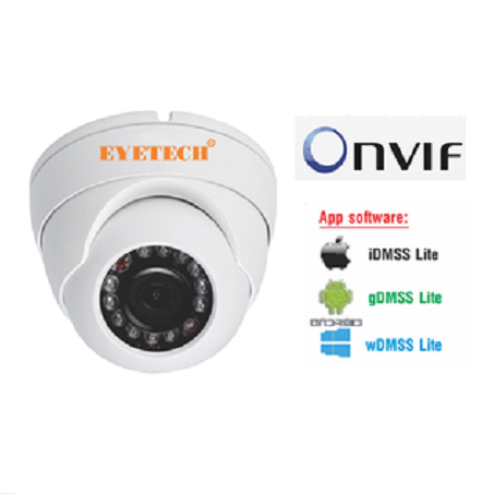 CAMERA EYETECH ET-715IP