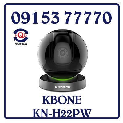 Camera IP 2.0 Megapixel KBVISION KBONE KN-H22PW Giá Rẻ Tặng Thẻ Nhớ 32GB