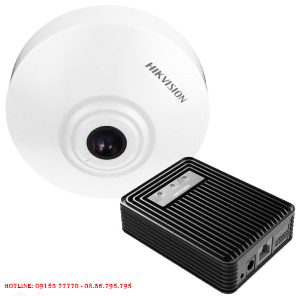 Camera HIKVISION IP iDS-2CD6412FWD/C