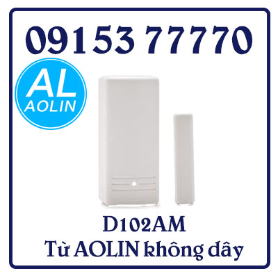 D102AM Từ AOLIN không dây đã có pin đi kèm 12V ( New) loại mới đẹp và bắt xa hơn