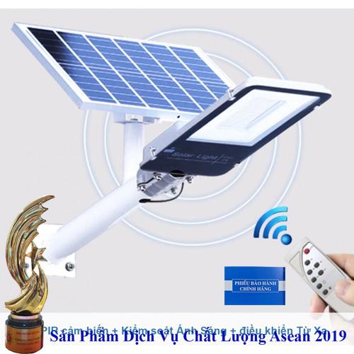 Đèn 100W - Đèn đường năng lượng mặt trời 100W MD-76100B1 - Solar Light 100W