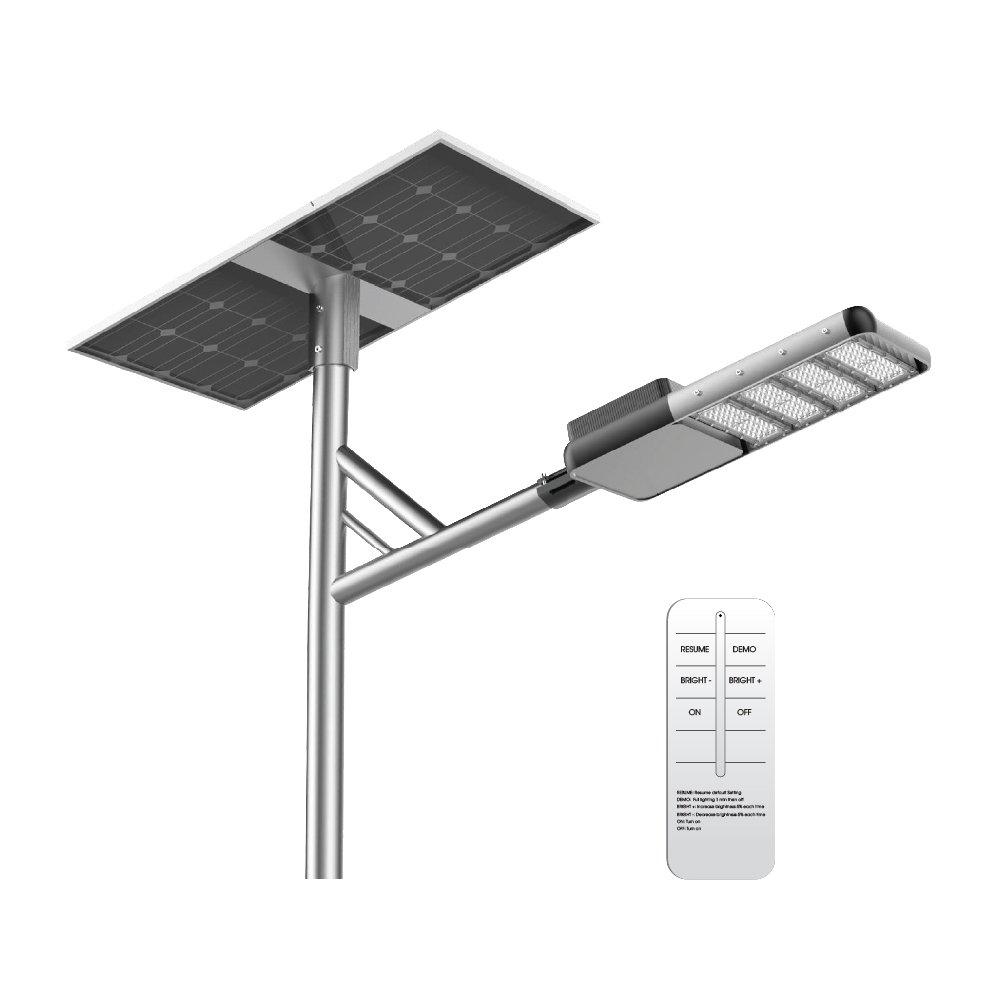 Đèn 120W - Đèn đường năng lượng mặt trời 120W CSD02.SL 120W