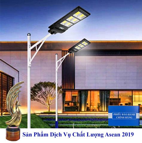 Đèn 150W - Đèn Năng Lượng Mặt Trời Liền Thể 150w Chip Led Cob Công Nghệ Mới - Solar Light 150W