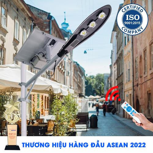 Đèn 150W năng lượng mặt trời chiếc lá - Solar Light TOPSOLAR 150W