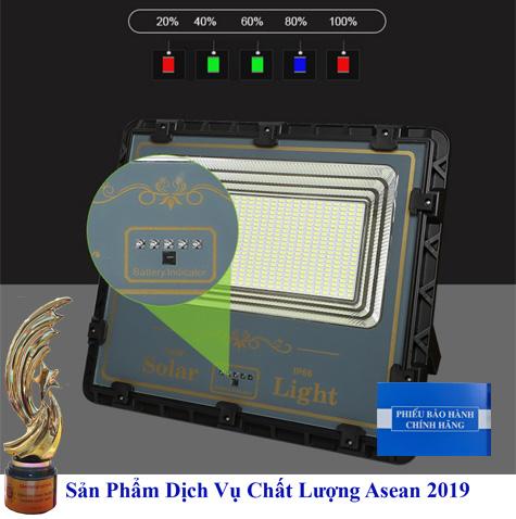Đèn 300W - Đèn Năng Lượng Mặt Trời 300W TS - 81300L - Solar Light 300W