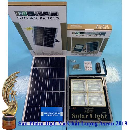 Đèn 300W Năng Lượng Mặt Trời - Đèn Năng Lượng Mặt Trời 300W TS-85300L