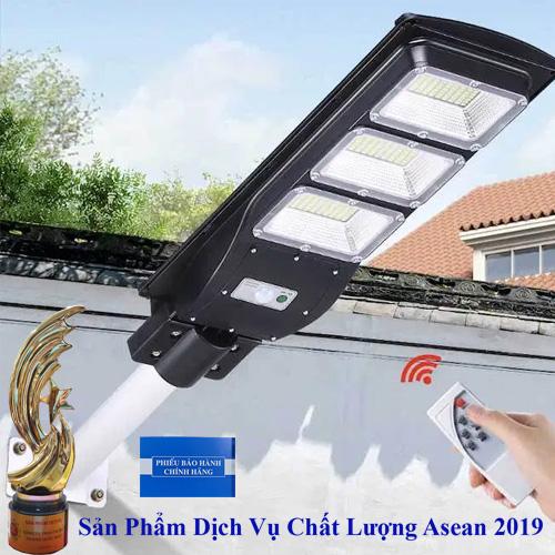 Đèn 90W - Đèn năng lượng mặt trời liền thể 90W KH-6790 - Solar Light 90W