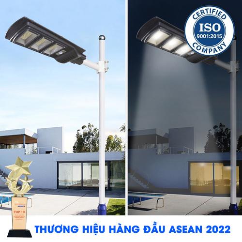 Đèn 90W - Đèn năng lượng mặt trời liền thể Solar Light TOPSOLAR 90W 6790
