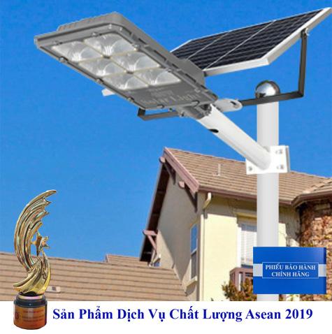 ĐÈN ĐƯỜNG 100W NĂNG LƯỢNG MẶT TRỜI - ĐÈN ĐƯỜNG NĂNG LƯỢNG MẶT TRỜI 100W GIÁ RẺ - Solar Light 100W
