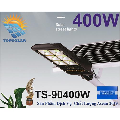 ĐÈN ĐƯỜNG 400W NĂNG LƯỢNG MẶT TRỜI TOPSOLAR - Solar Light 400W