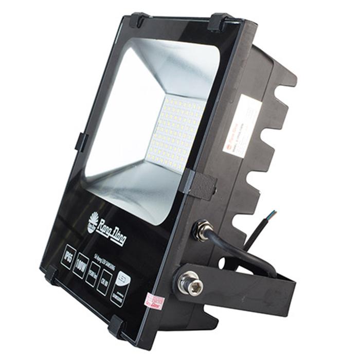 Đèn Led 100W - Đèn Led Chiếu Pha 100W Rạng Đông D CP06L 100W