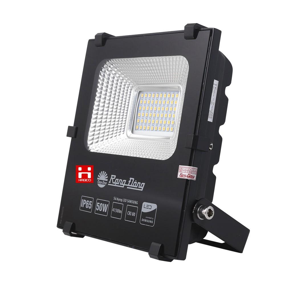 Đèn 50W - Đèn LED Rạng Đông Chiếu Pha D CP06L/50w 6500k/3000K Led SS