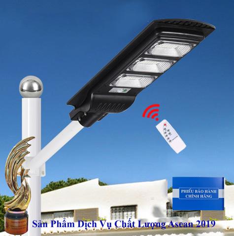 ĐÈN NĂNG LƯỢNG MẶT TRỜI 90W LIỀN THỂ CHỈ 590K - Solar Light 90W
