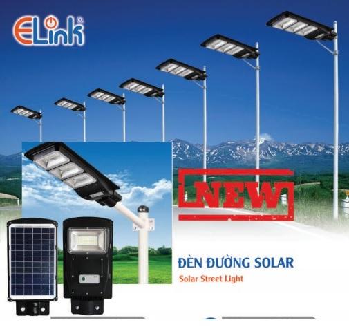 Đèn năng lượng mặt trời Elink giá bao nhiêu, mua ở đâu, có tốt không?