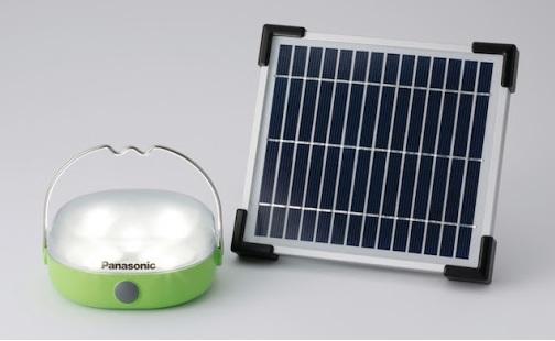 Đèn năng lượng mặt trời Panasonic loại nào tốt?