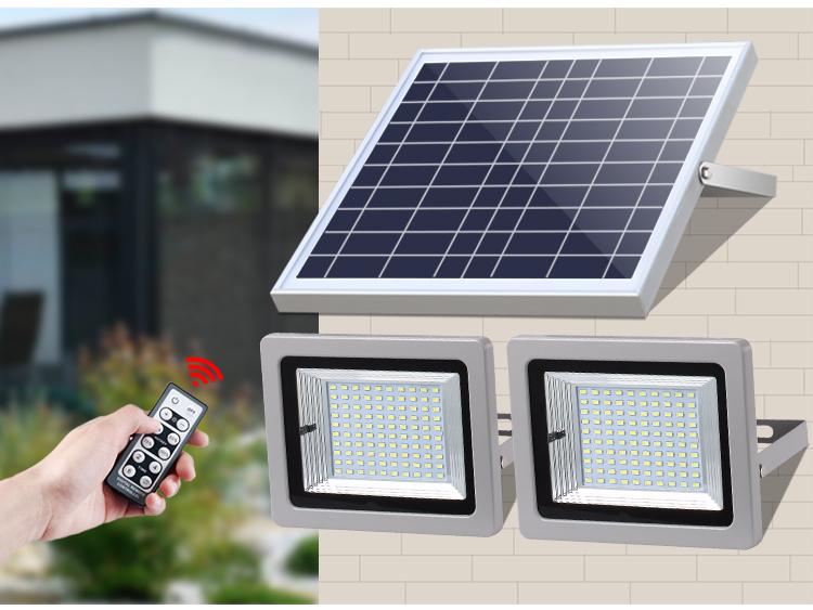 Đèn năng lượng mặt trời trong nhà nên sử dụng loại nào?