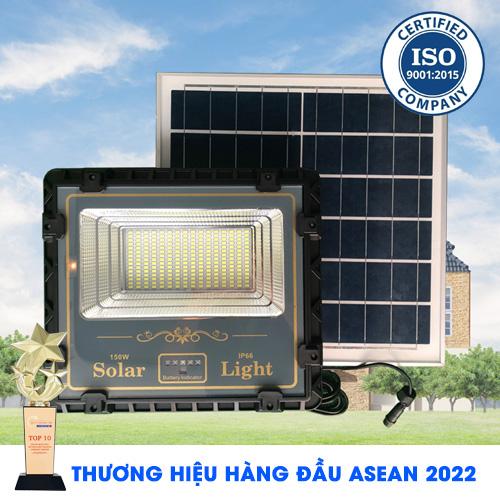 ĐÈN PHA 150W NĂNG LƯỢNG MẶT TRỜI - Solar Light 150W