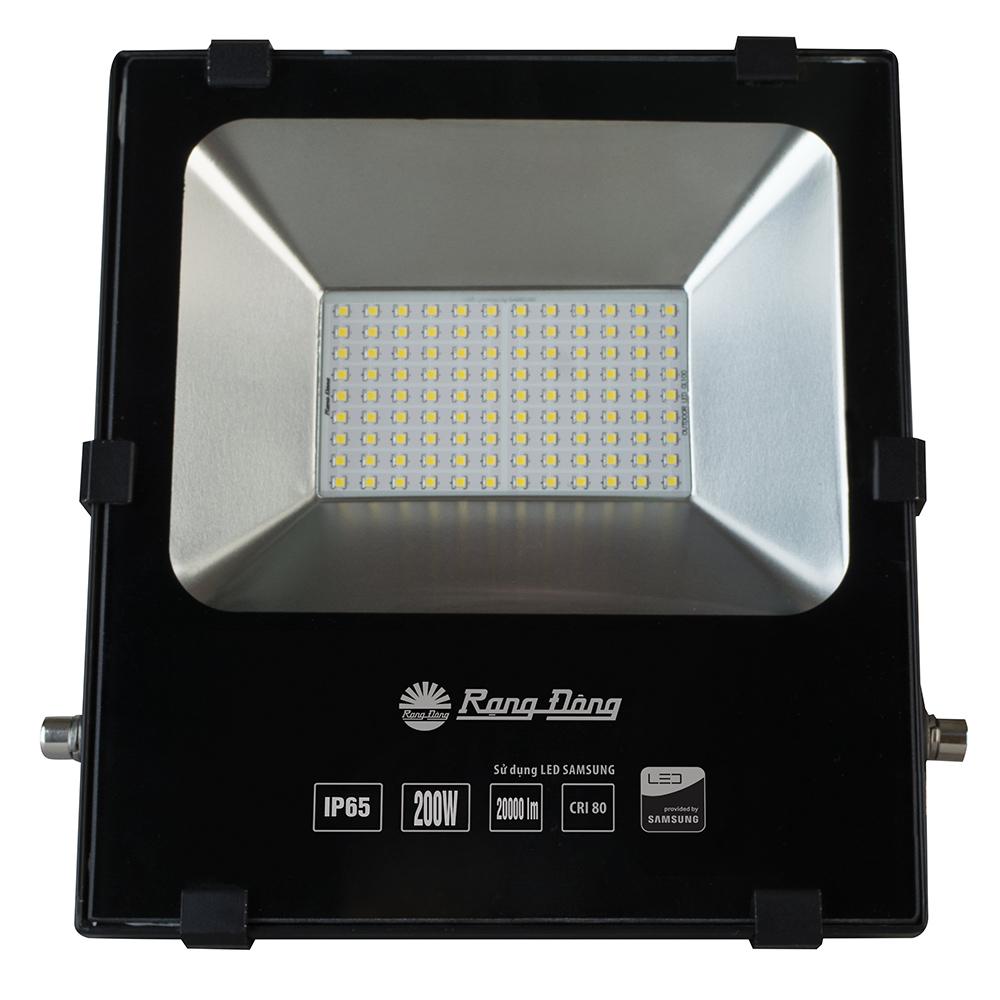 Đèn pha LED 200W D CP03L/200W Rạng Đông