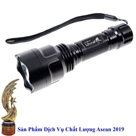 Đèn Pin Siêu Sáng Ultrafire C8-T6