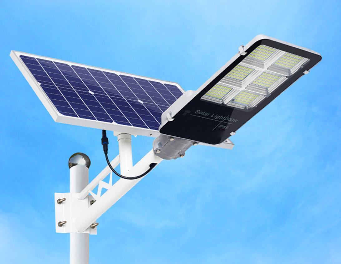 Đèn TS-78300K6 300W - Đèn Đường Năng Lượng Mặt Trời 300W TS-78300K6