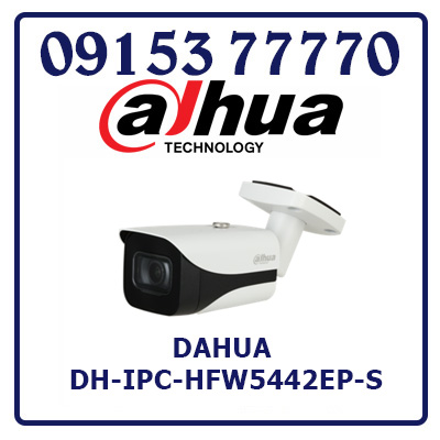 DH-IPC-HFW5442EP-S Camera Dahua IP 4MP