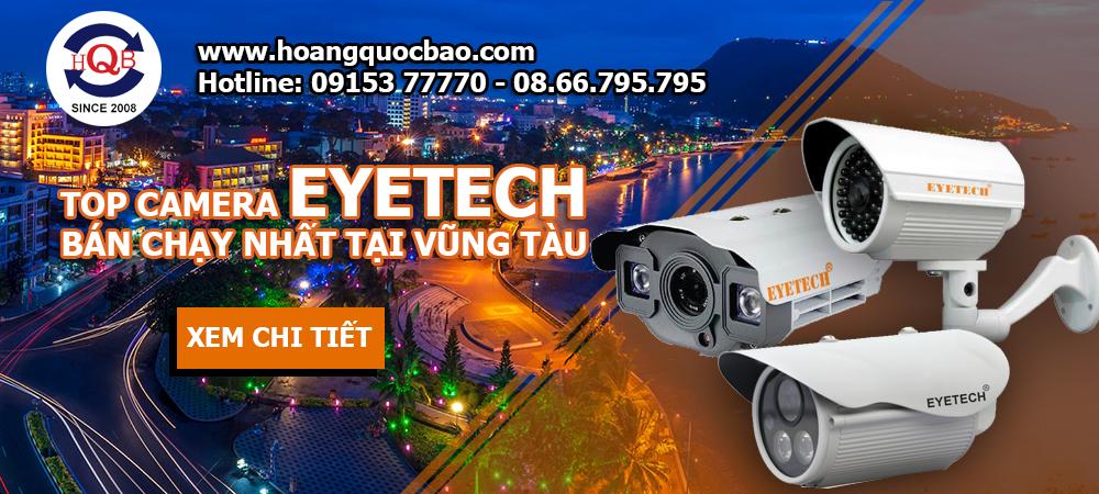 Dịch vụ lắp camera quan sát an ninh tại Bà Rịa – Vũng Tàu giá rẻ