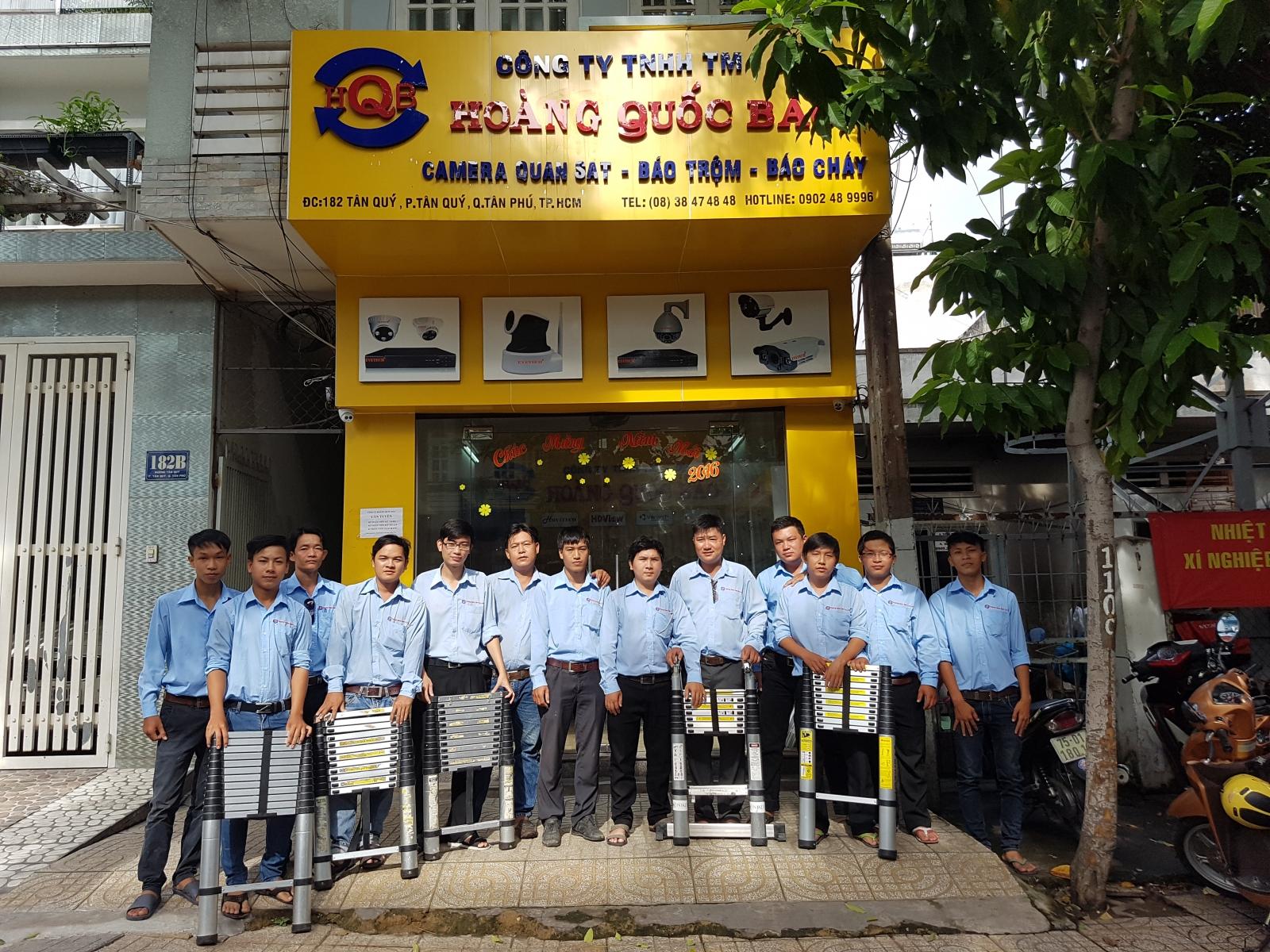 Dịch vụ lắp đặt camera giá rẻ trọn gói tại Biên Hòa - Đồng Nai