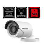 Camera HIKVISION IP DS-2CD2020F-IW (2 M, WIFI)