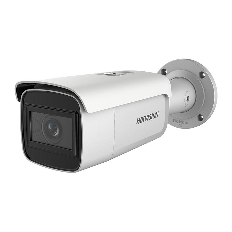 DS-2CD2623G1-IZS Camera HIKVISION IP thân trụ ngoài trời 2Mp, điều chỉnh tiêu cự.