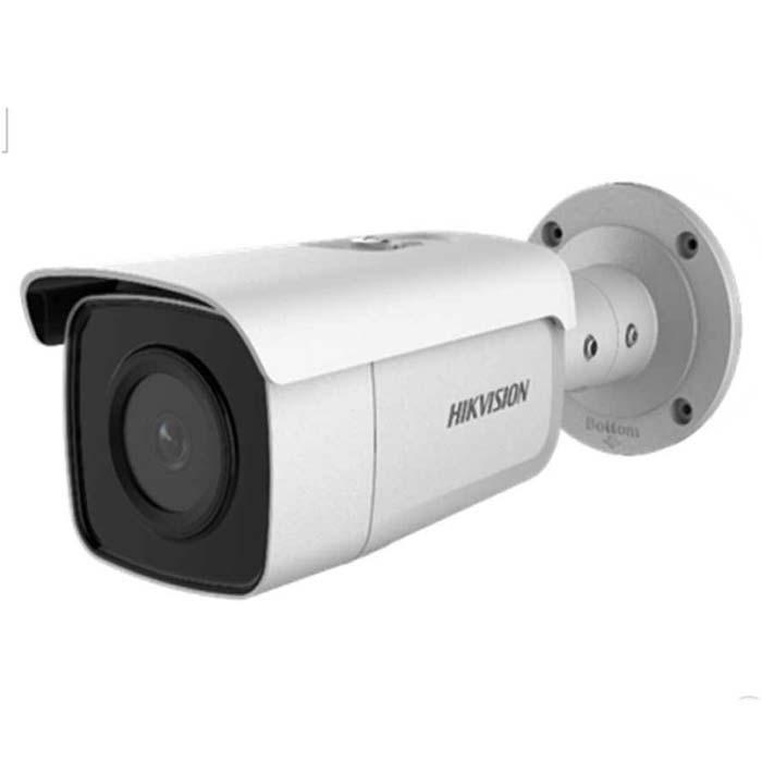 DS-2CD2T46G1-4I Camera HIKVISION IP (thân trụ) hồng ngoại 2/4 MP chuẩn nén H.265