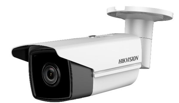 DS-2CD2T63G0-I8 Camera HIKVISION IP thân trụ ngoài trời 6MP chuẩn nén H265+