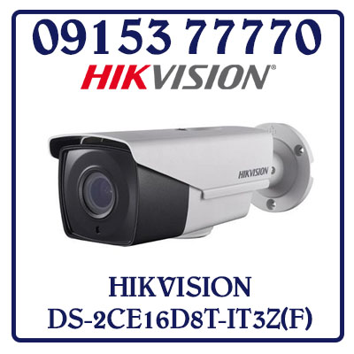 DS-2CE16D8T-IT3Z(F) Camera HIKVISION HD-TVI 2MP Giá Rẻ