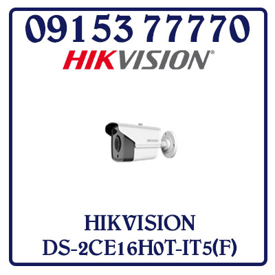 DS-2CE16H0T-IT5(F) Camera HIKVISION HD-TVI 5MP Giá Rẻ